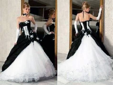 corset wedding dresses black and white gallery inofashionstyle