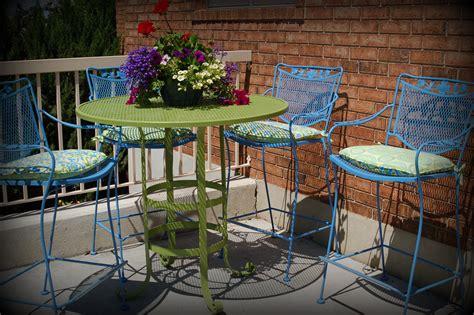 redoing patio furniture patio design