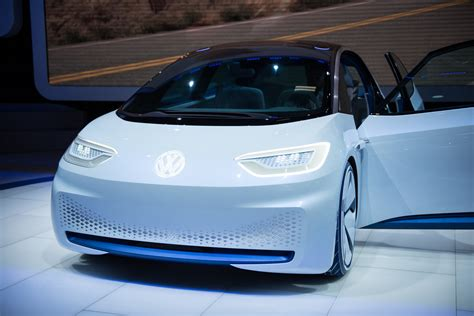 2018 Volkswagen Id Concept Picture 691058 Car Review