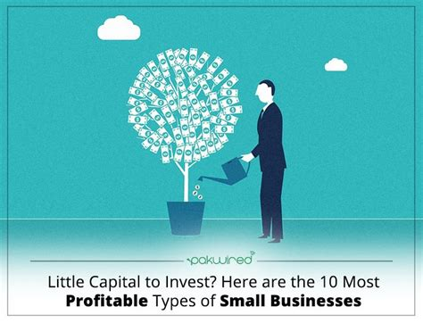 10 Most Profitable Types Of Small Businesses When You Have