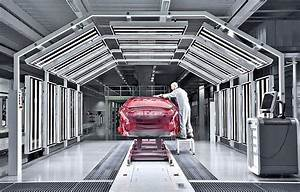 wordlessTech | Inside the McLaren MP4-12C factory