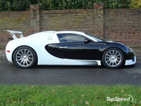 Bugatti Veyron White And Black by Bugatti Veyron Quot Black And White Quot Edition Picture