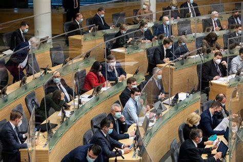 Seimą pasiekė naujas projektas, kad ES piliečiai galėtų ...