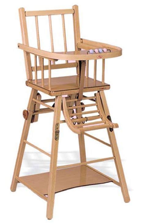 chaise haute bébé en bois chaise haute bois bebe mzaol com