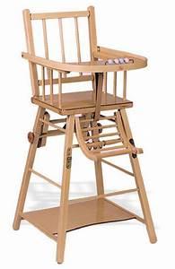 Chaise Haute Bébé Bois : chaise haute en bois meilleur chaise gamer avis prix ~ Melissatoandfro.com Idées de Décoration