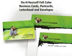 letterhead envelope  business card design