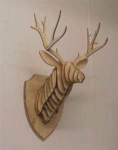 diy cardboard deer head reindeer head sprays and With diy cardboard deer head template