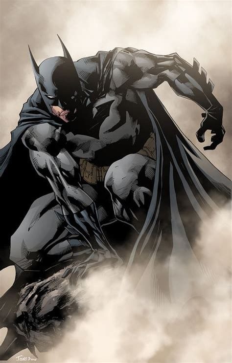 Batman By Ben Jones  Batman, Dark Knight And Knight