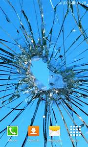 Cracked Screen Live Wallpapers free android app