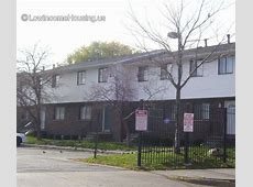 Diggs Forest Park Place Detroit Public Housing 1331 East