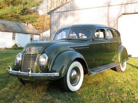 1937 Chrysler Airflow by 1937 Chrysler Airflow For Sale 2188506 Hemmings Motor News