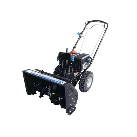 Aavix 24 In Selfpropelled Electric 208cc Gas Snow Blower