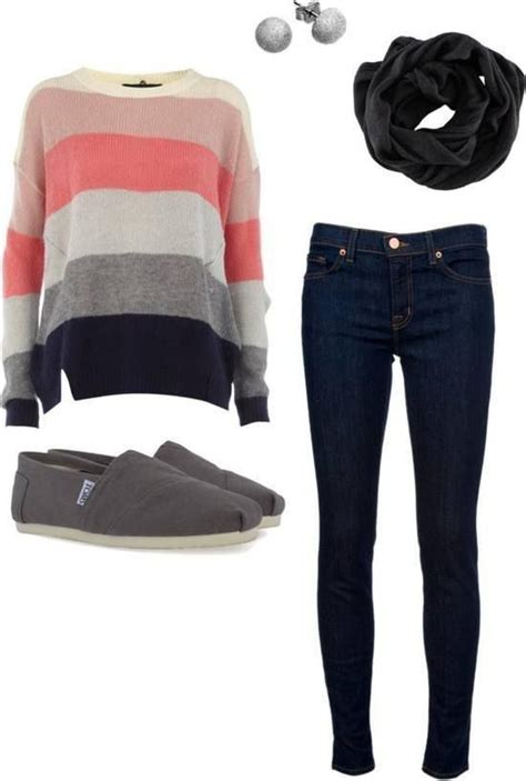20 Amazing Cute Sweater Outfit Ideas for 2018 Fall/Winter Look - Pretty Designs