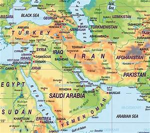 The Middle East | Southwest Asia and The Middle East