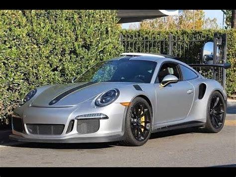 Brand New 2019 Porsche 911 Gt3 Rs 1679  New Generations