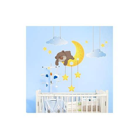 stickers muraux chambre bebe stickers chambre bébé pour un éveil apaisé et souriant