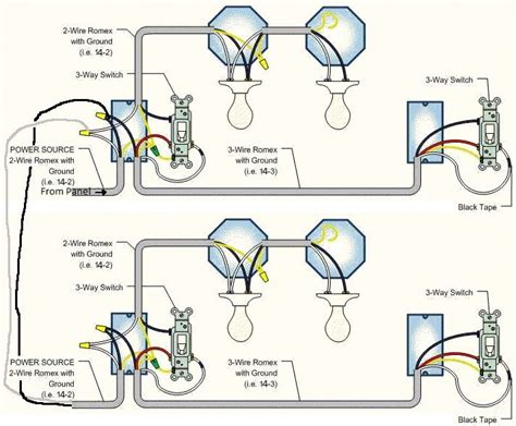 25 ideas about 3 way switch wiring on