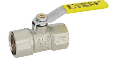 Bugatti valvosanitaria has been specialized in the production of ball valves and brass fittings. Bugatti - Art. 553 - Gas Ball Valves - Gas Ball Valve by ...