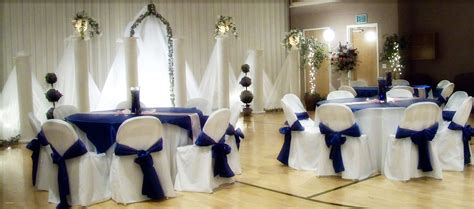 blue and white decorations light blue and silver wedding decorations elegant royal blue and white wedding decoration ideas