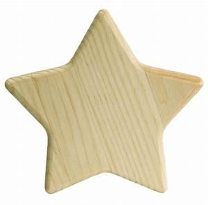 Wood Star Clock Walnut Hollow - Craft