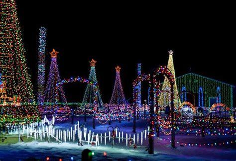christmas tree cutting ranch near san antonio the 13 best most light displays in ohio
