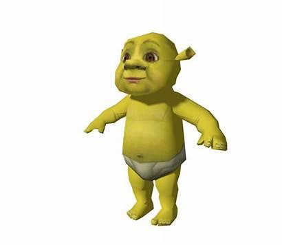 Ds Shrek Ogre Ogres Dronkeys Resource Models