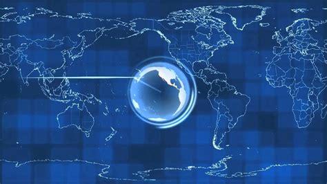 world map premium hd video background hd chroma key