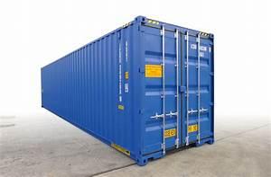 40 Fuß Container : 40 fu high cube double door container container kaufen und mieten ~ Frokenaadalensverden.com Haus und Dekorationen