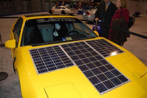 voiture pour 3 si鑒es auto actualité gt des voitures électriques solaires grâce à la pérovskite