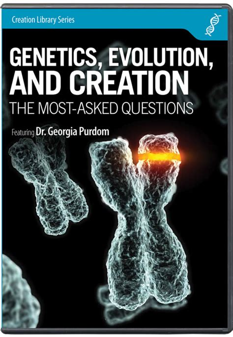 genetics evolution  creation answers  genesis
