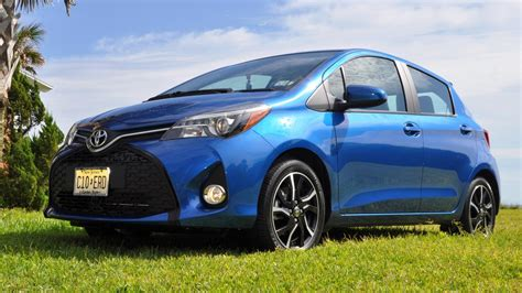 2015 Toyota Yaris Review by Road Test Review 2015 Toyota Yaris Se 5 Door 73