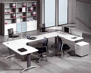 White Office Furniture Collections Great Home Office