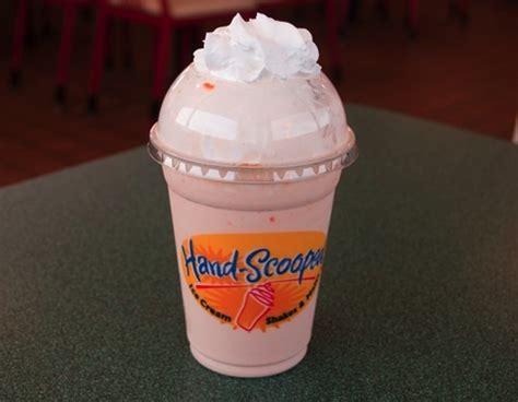 Chain Reaction: Peach Milkshake at Hardee's | Serious Eats
