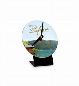 Table Ronde Plastique : horloge de table ronde plastique adc concept ~ Teatrodelosmanantiales.com Idées de Décoration