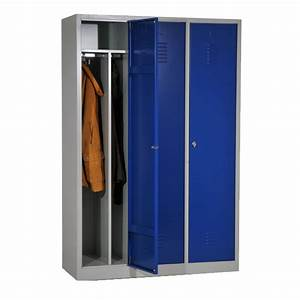 Casier De Vestiaire : vestiaires vestiaire industriel et casier m tallique ~ Edinachiropracticcenter.com Idées de Décoration
