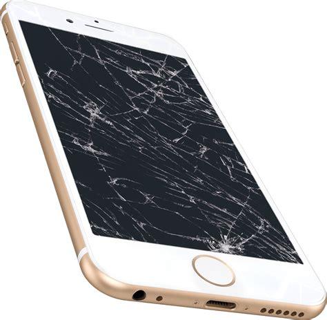 broken phones broken iphone png www imgkid the image kid has it
