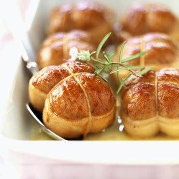 cuisiner des paupiettes de veau paupiettes de veau rôties cuisine plurielles fr