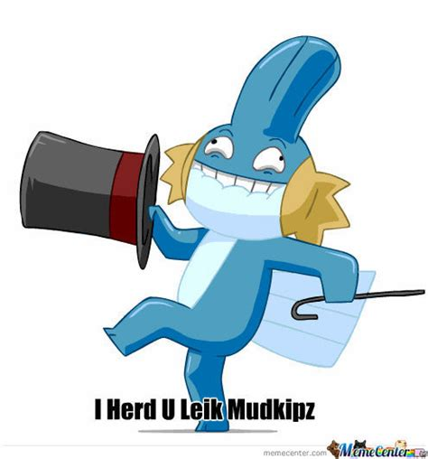 i herd u leik mudkipz by derptheb0ss meme center