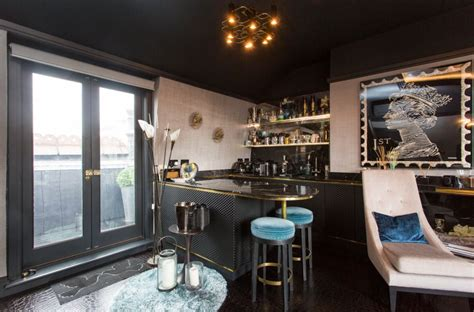 Apartment Bar the mini bar apartment the pied a terre for an