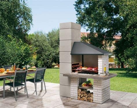 barbecue exterieur en barbecue ext 233 rieur par palazzetti plaisir de griller en plein air barbecue et design