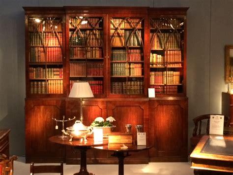 Permalink to Mahogany Bookshelves