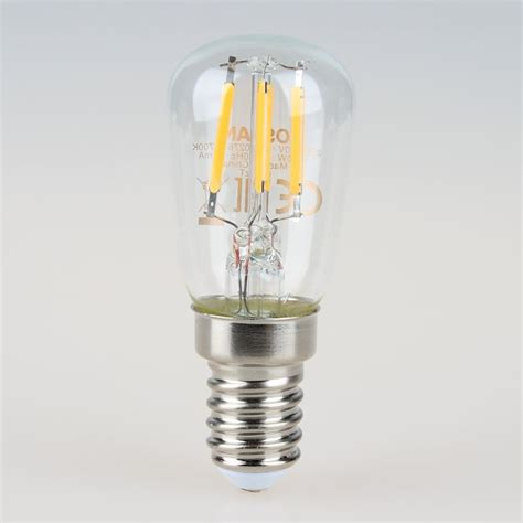 Led Birnen Osram by E14 Osram Led Filament Le 2 8w 25w T26 Birnen Form