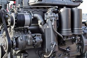 What Are The Various Parts In A Diesel Engine Functions