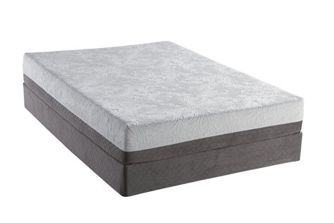 sealy memory foam mattress sealy optimum inspiration gel memory foam mattress set