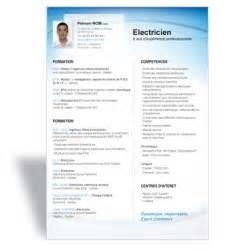 resume format on mac word exemple de cv type à remplir au format word