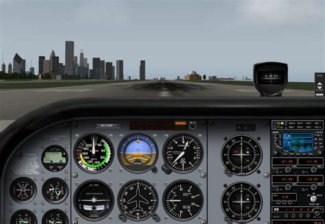 meigs field fly with