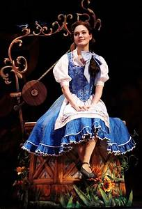Play Belle in a musical production of Beauty and the Beast ...