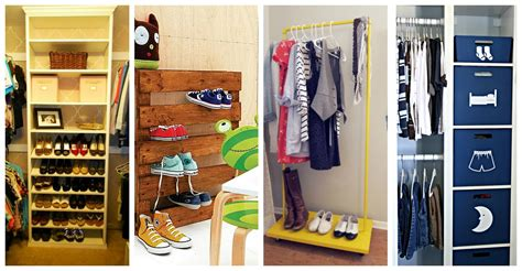 diy clothes organization ideas