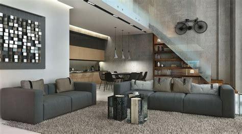 estudios  apartamentos tipo loft de diseno moderno