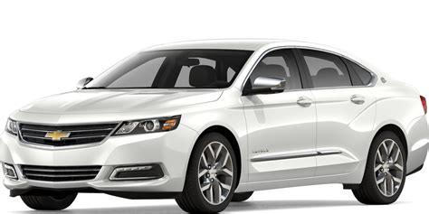 2019 Chevy Impala Ss Models, Price And Specs